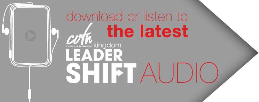 Leadershift Audio April 2014