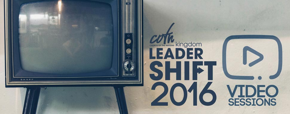 Leadershift October 2016 Videos